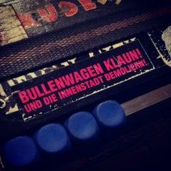 Photo taken at Kogge Rock'n'Roll Hotel & Bar by Tobias K. on 12/22/2012