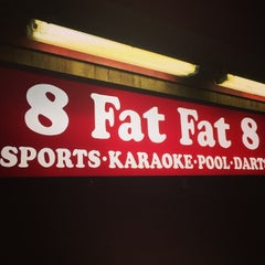 Photo taken at 8 Fat Fat 8 by Chris K. on 7/26/2014
