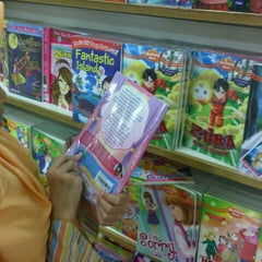 Photo taken at Gramedia by Detti F. on 4/16/2013