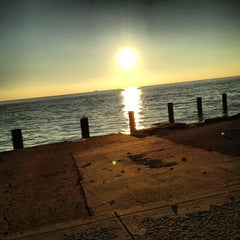 Photo taken at Chicago Lakefront by jmm on 10/21/2012