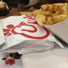 Photo taken at Chick-fil-A by Shawn F. on 12/15/2012