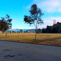 Photo taken at Cavallo Point by Chris C. on 8/24/2014