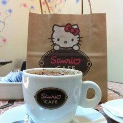Photo taken at Sanrio Café by 🌺Cris N. on 10/19/2012
