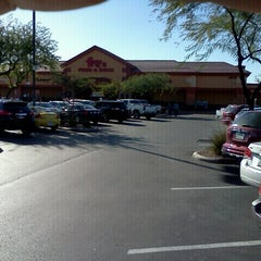 Photo taken at Fry's Food Store by Andrew D. on 11/11/2012