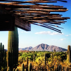 Photo taken at Desert Botanical Garden by HEATHER K. on 10/14/2012