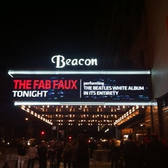 Photo taken at Beacon Theatre by Amanda C. on 10/6/2012