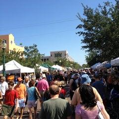 Photo taken at Sarasota Farmers Market by Jamie B. on 5/25/2013