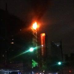 Photo taken at Rua Cincinato Braga by Guilherme M. on 12/10/2012