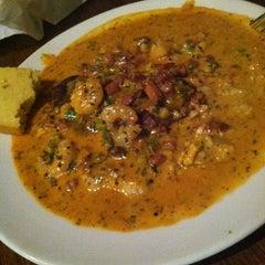 Photo taken at Boudreaux's Louisiana Kitchen by Bentley K. on 8/24/2013