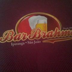 Photo taken at Bar Brahma by Angela D. on 10/14/2012