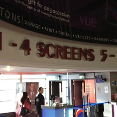 Photo taken at Vue Cinema by 純苔 小. on 4/20/2013