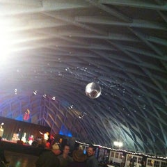 Photo taken at Silver Dome Ballroom by Tanya H. on 11/11/2012