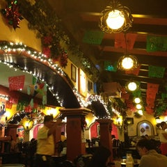 Photo taken at La Parrilla Cancun by Joseph S. T. on 1/5/2013