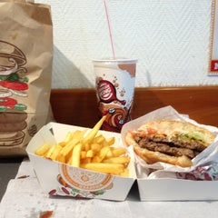 Photo taken at Burger King by Emilien L. on 3/6/2013