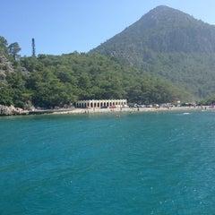 Photo taken at Büyük Çaltıcak by Aydin C. on 7/7/2013