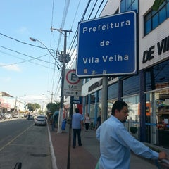 Photo taken at Prefeitura Municipal de Vila Velha by Janderson M. on 7/29/2013
