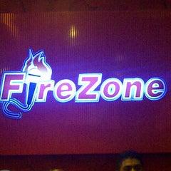 Photo taken at FireZone Family KTV by Izzati B. on 1/12/2013