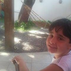 Photo taken at Restaurante Manauê by Alice L. on 12/27/2012