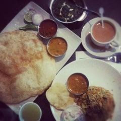 Photo taken at Ananda Bhavan by Weiru T. on 9/14/2012