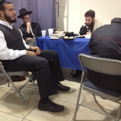 Photo taken at Chabad-Lubavitch of South La Cienega by Uzi M. on 11/29/2012