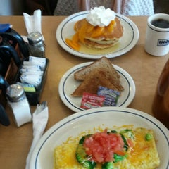 Photo taken at IHOP by najlaa a. on 10/12/2015