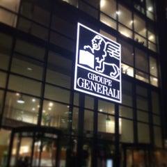 Photo taken at Groupe Generali by riccardo p. on 11/13/2014