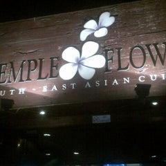 Photo taken at Temple Flower Restaurant by Vikram M. on 5/5/2013