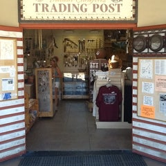 Photo taken at Indian Canyons Trading Post by Efrat G. on 10/8/2012