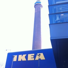 Photo taken at IKEA by Francesca M. on 4/20/2013