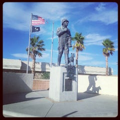 Photo taken at General Patton Memorial Museum by Stacey~Marie on 9/29/2012