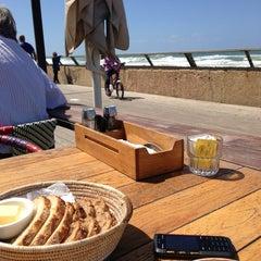 Photo taken at Bait Banamal - Restaurant (בית בנמל - המסעדה) by Magic W. on 3/24/2013