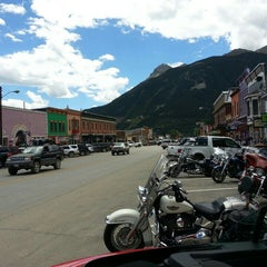Photo taken at Silverton, CO by ✈--isaak--✈ on 8/9/2015