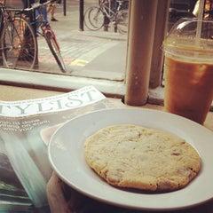 Photo taken at First Step Cafe by Jana v. on 5/7/2013