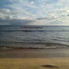 Photo taken at Maui Canoe Club by Jason P. on 3/29/2013