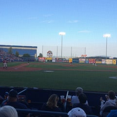 Photo taken at Avista Stadium by Kelly L. on 8/5/2015