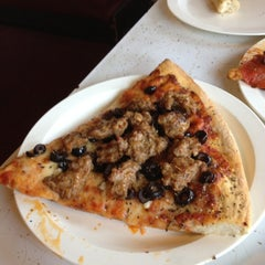 Photo taken at Flying Pie Pizzeria by Noland B. on 10/1/2012