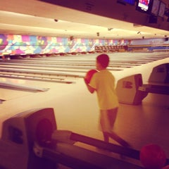 Photo taken at Gage Bowls by Sylvia S. on 6/15/2014