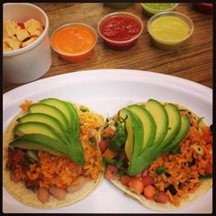Photo taken at Pancho Villa Taqueria by Susie D. on 5/18/2013