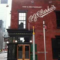 Photo taken at P.J. Clarke's by Nina P. on 10/19/2012