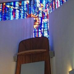 Photo taken at St. Charles Parish Catholic Church by Dianah B. on 5/21/2014