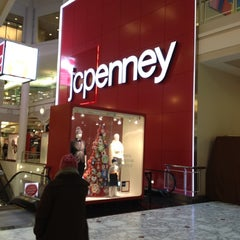 Photo taken at JCPenney by Renata Góes F. on 12/6/2012