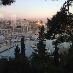 Photo taken at Ναυτικός Όμιλος Ελλάδος (Yacht Club of Greece) by Alexandra K. on 1/2/2013