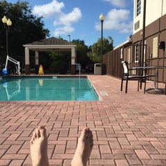 Photo taken at Candlewood Suites Miami Airport - Doral by Juraj M. on 4/18/2015