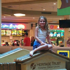 Photo taken at Northwoods Mall Food Court by Billy S. on 6/25/2013