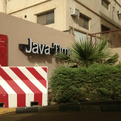 Photo taken at Java Time | جافا تايم by Meshari A. on 5/19/2013