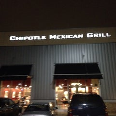 Photo taken at Chipotle Mexican Grill by Jeremy C. on 1/10/2014