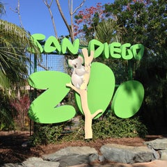 Photo taken at San Diego Zoo by Antoine on 5/14/2013