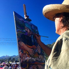 Photo taken at Telluride Blues and Brews Festival by Summer G. on 9/15/2014