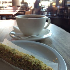 Photo taken at Cafe Bassam by Mark A. on 10/7/2012