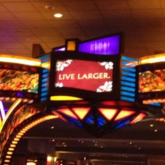 Photo taken at Four Winds Casino by Jeff W. on 9/19/2012